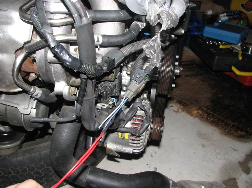 toyota supra na-tt conversion  u2013 wiring  u2013 part 3