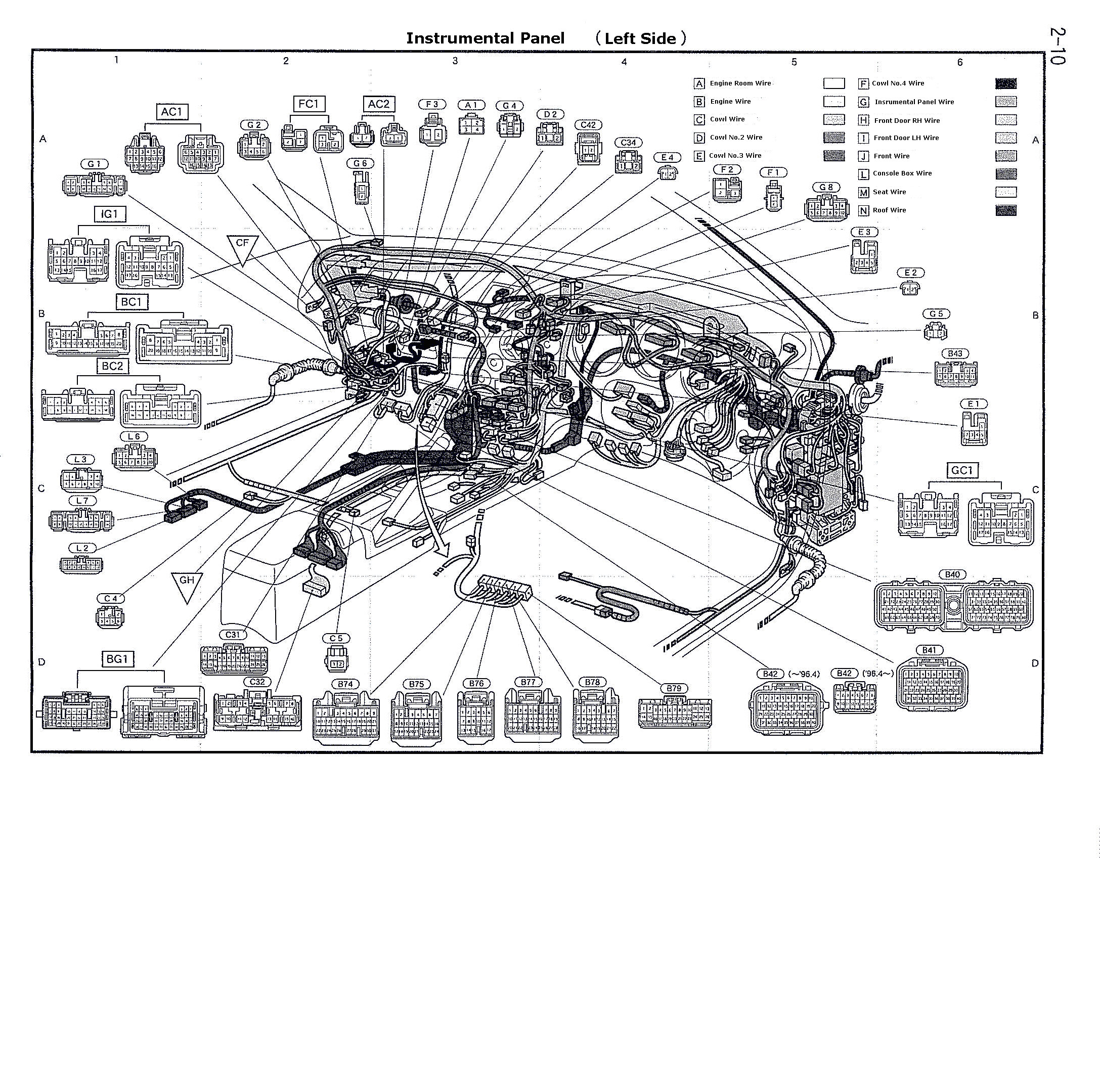 Supra Engine Diagram Mk Tsrm Toyota Repair Manual Links Jzgte Vvti Wiring Diagrams Jzgarage Disclaimer